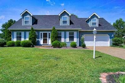 6810 Southport Drive, Evansville, IN 47711 - #: 201835082