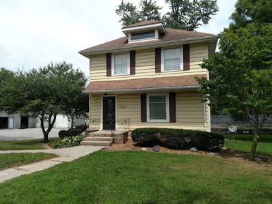 5417 Winchester Road, Fort Wayne, IN 46819 - #: 201835152