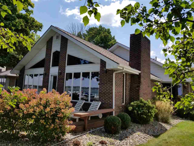 8248 E Highland View Drive, Syracuse, IN 46567 - MLS#: 201835173