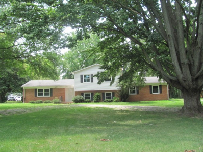 1050 S Maish Road, Frankfort, IN 46041 - #: 201835206