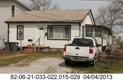 1408 E Oregon Street, Evansville, IN 47714 - #: 201835291