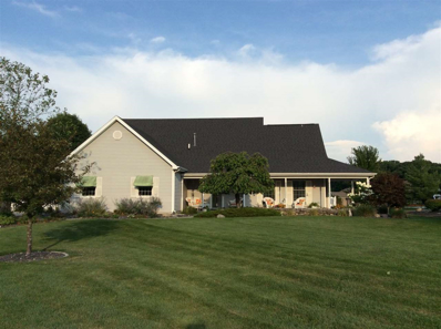 416 Ridge Court, Ossian, IN 46777 - #: 201835296