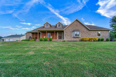 1601 S Rockport Road, Boonville, IN 47601 - #: 201835302