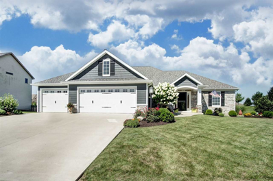 1502 Rock Dove Road, Fort Wayne, IN 46814 - #: 201835308
