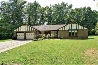 2299 Brown Chapel Road, Boonville, IN 47601 - #: 201835387