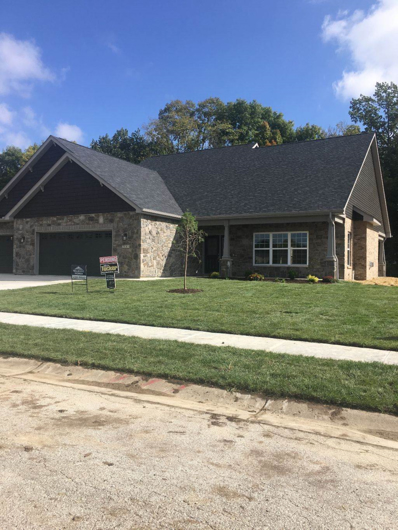 818 Bluegrass Trail, Kokomo, IN 46901 - #: 201835860
