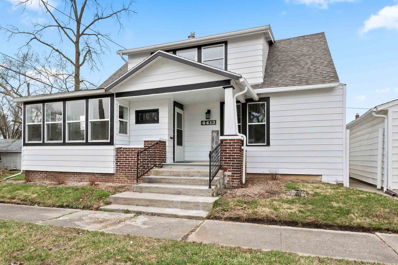 4412 S Harrison, Fort Wayne, IN 46807 - #: 201836034