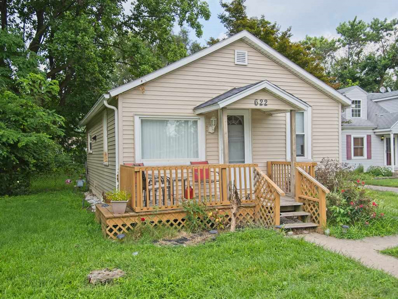 622 Russell Ave, Fort Wayne, IN 46808 - MLS#: 201836107