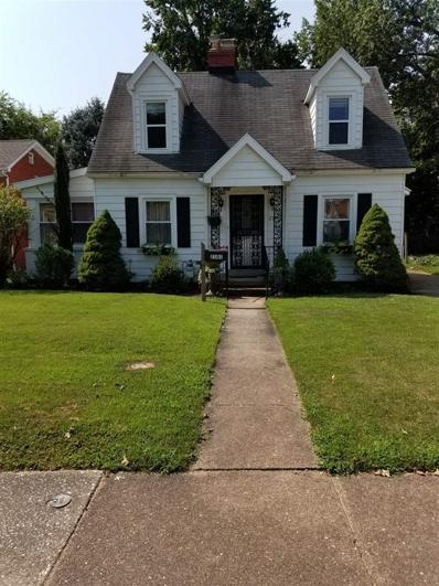 2101 E Gum Street, Evansville, IN 47714 - #: 201836252