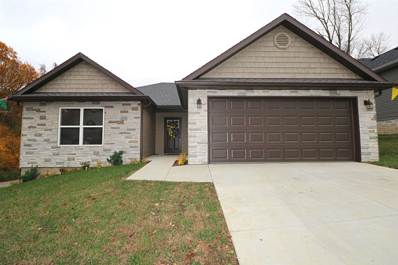 5128 Hidden Lake Drive, Evansville, IN 47712 - #: 201836377