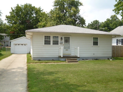 1916 Aviation Avenue, Evansville, IN 47711 - #: 201836546