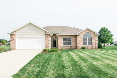 409 Grassland Court, Bluffton, IN 46714 - #: 201836629