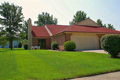 10601 Wild Flower Place, Fort Wayne, IN 46845 - MLS#: 201836653