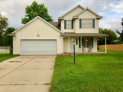 1008 Claire Lane, Middlebury, IN 46540 - #: 201836746