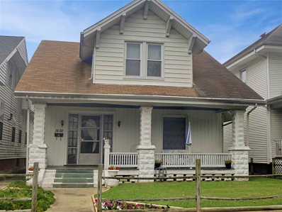 1652 S Linwood, Evansville, IN 47713 - #: 201836775