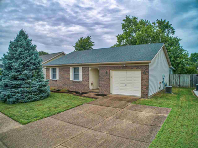 4204 Derby Lane, Evansville, IN 47715 - #: 201836779