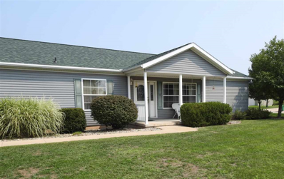 3908 N Southwinds Trail, Warsaw, IN 46582 - #: 201836866