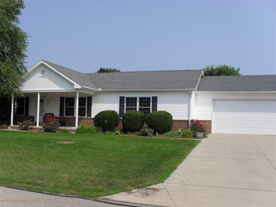 820 S Circle Drive, Flora, IN 46929 - #: 201837869