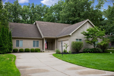11781 Old Oak Drive, Granger, IN 46530 - #: 201837952