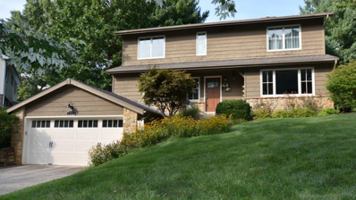 2525 S Roundhill, Bloomington, IN 47401 - #: 201838356