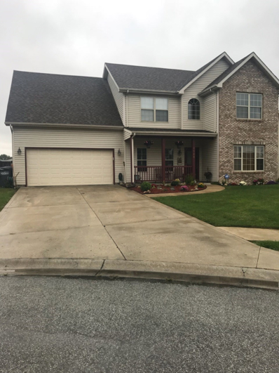 2528 Lorentson Court, Kokomo, IN 46901 - #: 201838596