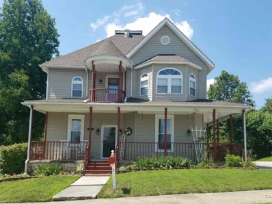 2001 H St, Bedford, IN 47421 - #: 201838659