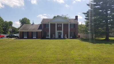 3411 Old Bruceville, Vincennes, IN 47591 - #: 201839001
