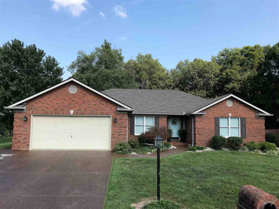 8323 Southport Drive, Evansville, IN 47711 - #: 201839005