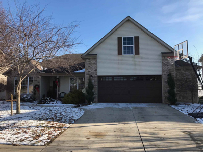 3190 Crooked Stick Drive, Kokomo, IN 46902 - #: 201839275