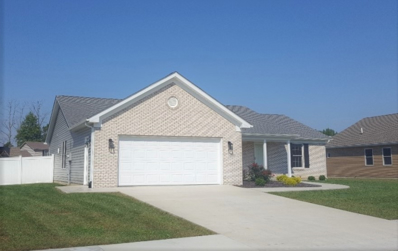 1805 N Lake Forest Dr, Yorktown, IN 47396 - #: 201839523