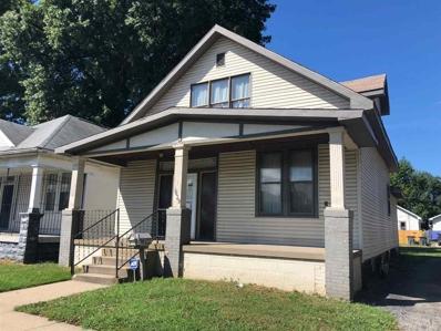 1629 S Grand, Evansville, IN 47713 - #: 201839679