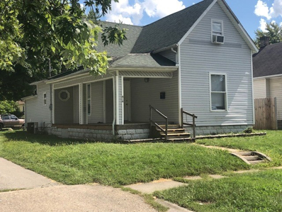 610 S Wabash Avenue, Kokomo, IN 46901 - #: 201839838