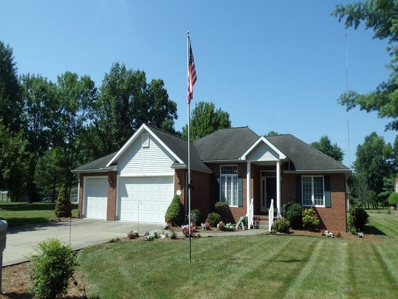 2537 Appaloosa Drive, Vincennes, IN 47591 - #: 201839912