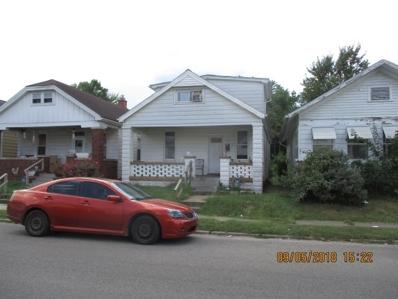 1308 N Garvin, Evansville, IN 47711 - #: 201840303