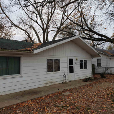212 W Williams, Chandler, IN 47610 - #: 201840389