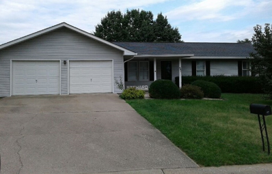 481 N Cleveland St., Bloomfield, IN 47424 - MLS#: 201841114
