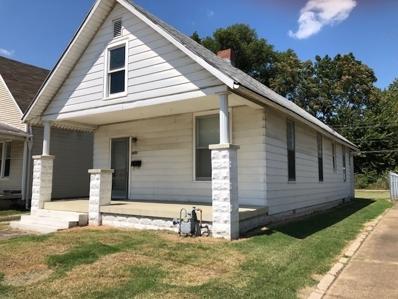 1506 E Division Street, Evansville, IN 47711 - #: 201841208