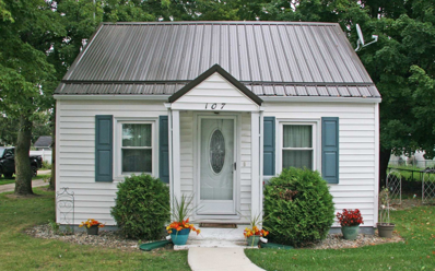 107 S Oak Street, Columbia City, IN 46725 - MLS#: 201841482
