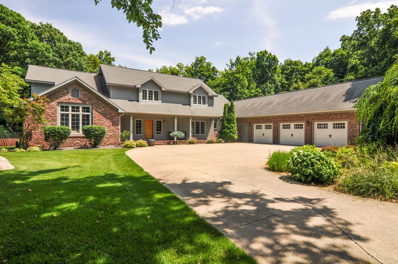 1193 N Hinterland Court, Monticello, IN 47960 - #: 201841555