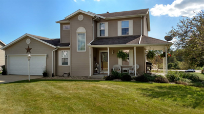 11594 Oak Hills Drive, Middlebury, IN 46540 - #: 201842251