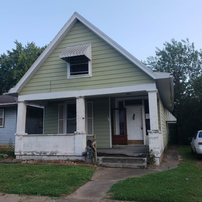 1415 E Sycamore Street, Evansville, IN 47714 - #: 201842281