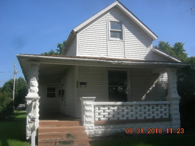 266 E Washington, Peru, IN 46970 - #: 201842450