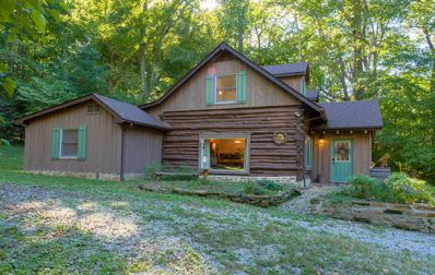 4470 Covered Bridge Road, Nashville, IN 47448 - #: 201843766