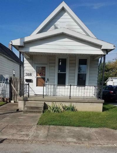 318 N Bell Avenue, Evansville, IN 47712 - #: 201844172