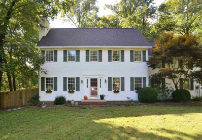 7178 S Holly Lane, Bloomington, IN 47401 - #: 201844695