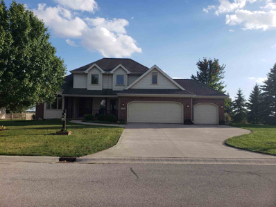 208 Ridge Court, Ossian, IN 46777 - #: 201844878