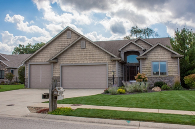4033 Timberstone Drive, Elkhart, IN 46514 - #: 201845519