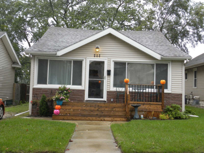 805 S 34TH St, South Bend, IN 46615 - #: 201845925
