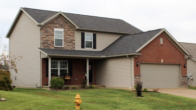 12332 Wayland Court, Evansville, IN 47725 - #: 201846907