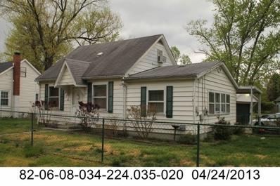 901 VanDerburgh Avenue, Evansville, IN 47711 - #: 201847052